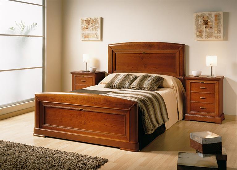 Muebles monrabal chirivella cama colecci n marion - Dormitorios 2 camas ...