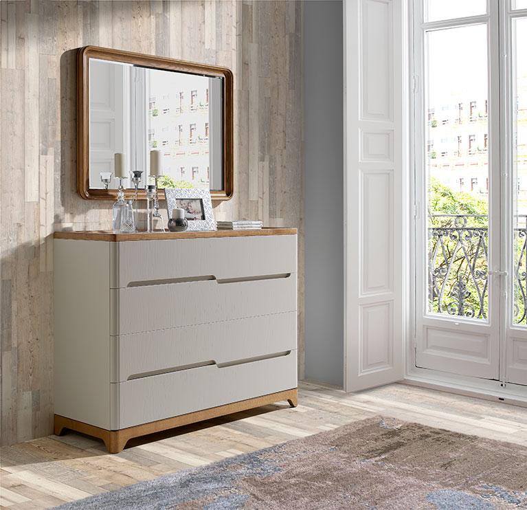 Muebles monrabal chirivella espejo colecci n valentina for Espejos comoda dormitorios