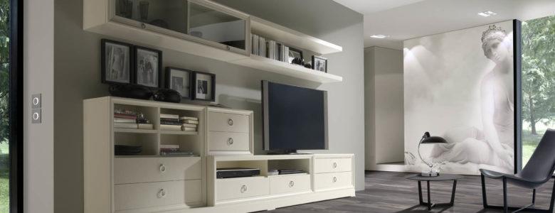 Muebles para comedores Pasion Combinacion blanca