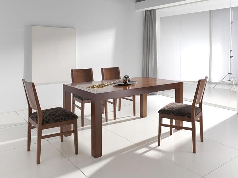 Muebles monrabal chirivella silla colecci n nilo for Comedores en concepcion