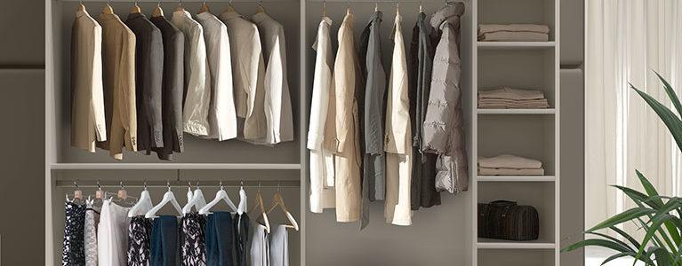 Armario colección Valentina -blanco-lino