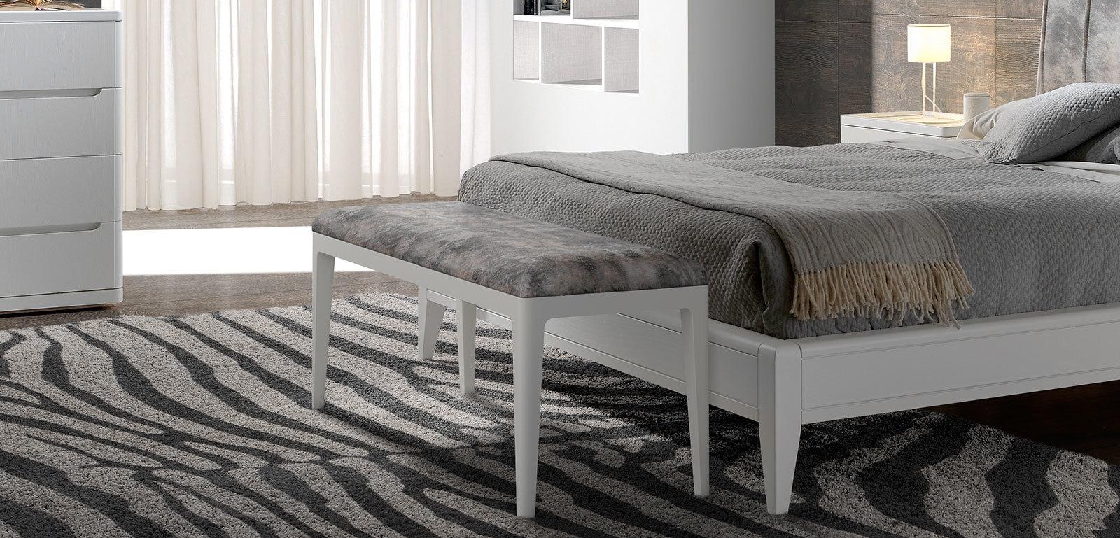 El textil en el dormitorio de matrimonio claves de estilo - Textil dormitorio ...