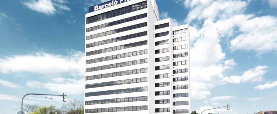 hotel BARCELO PRAGA Monrabal Chirivella