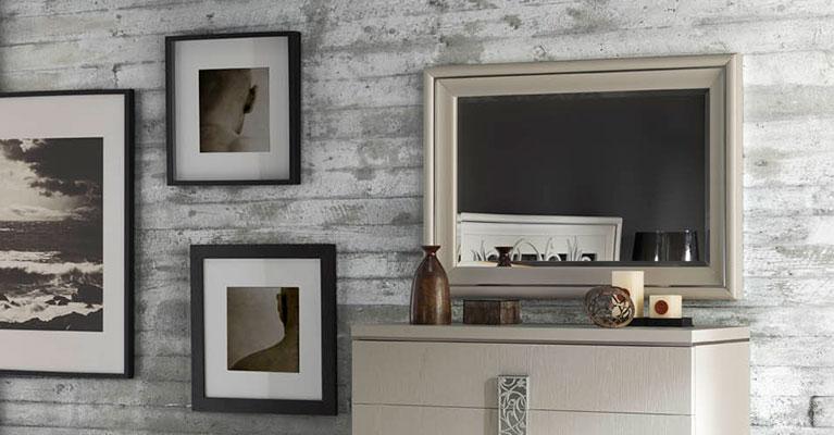 Los espejos c mo potenciar la decoraci n del dormitorio Espejos para dormitorios