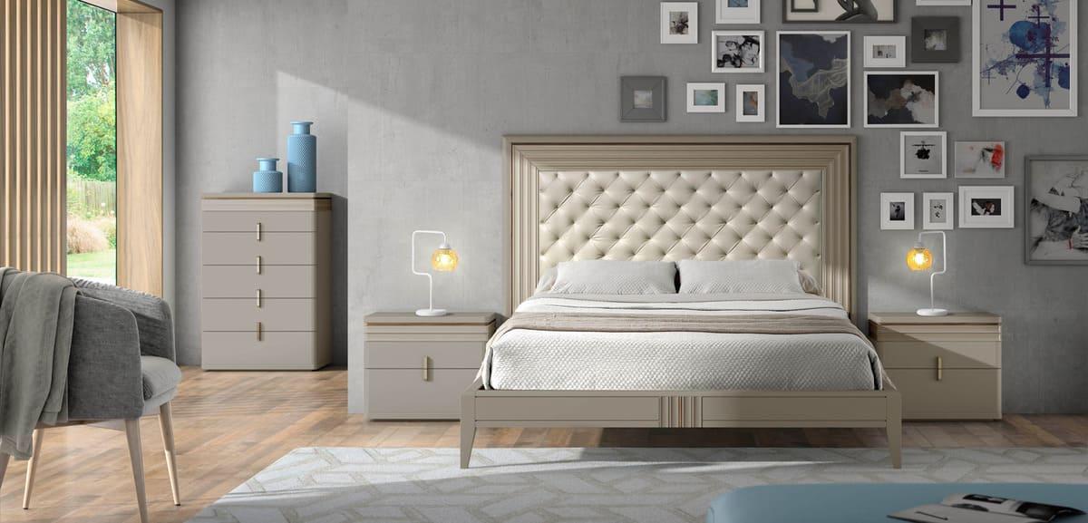 Dormitorios de Matrimonio de Diseño y Calidad - Monrabal Chirivella