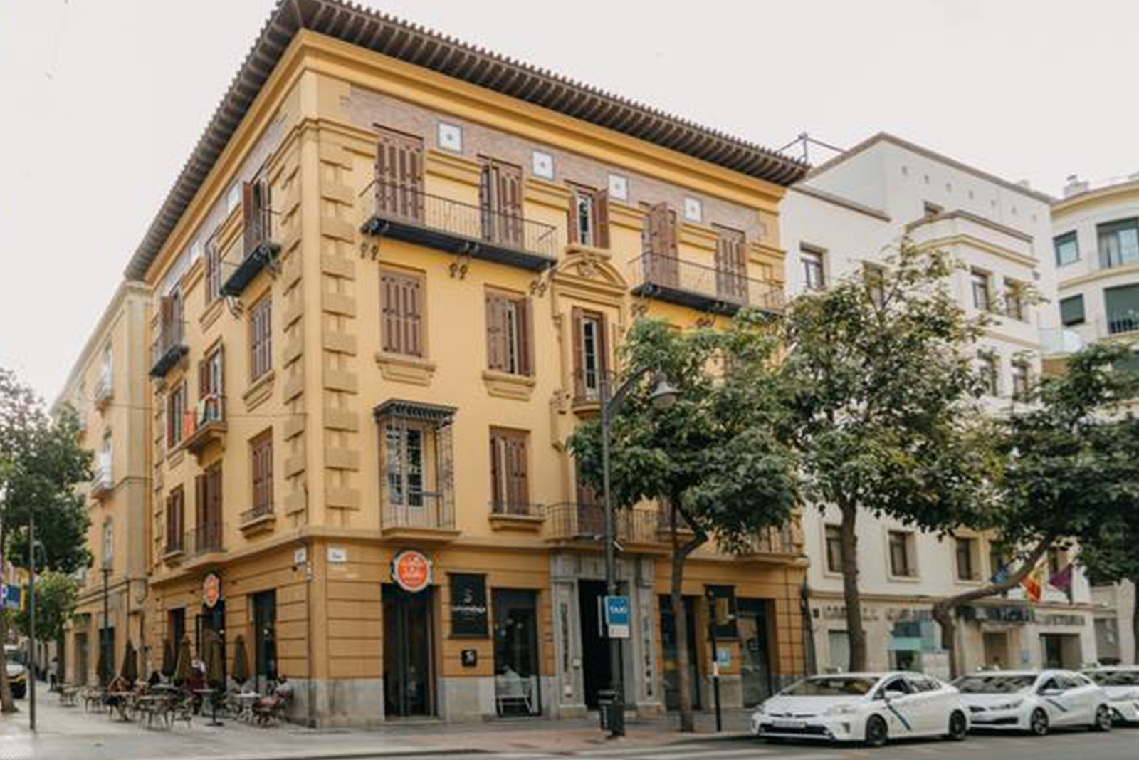 Hotel Soho Boutique de Málaga