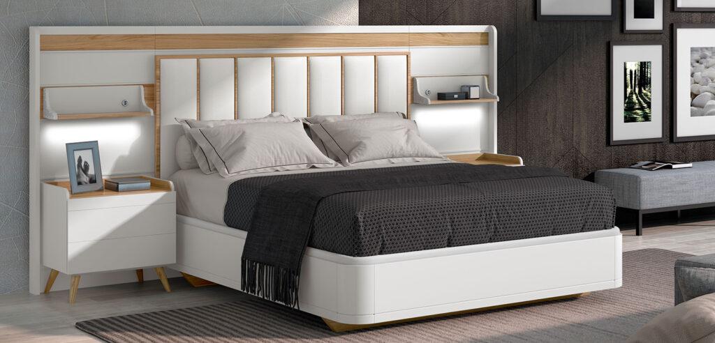 dormitorios para parejas jovenes
